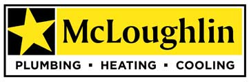 McLoughlin Plumbing Heating & Cooling logo